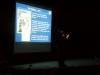 Jim Manning presenting \'Galileo\'s Universe\'