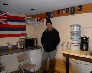 HAA Kitchen with State Flags